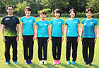 NITORI Ladies Running Team