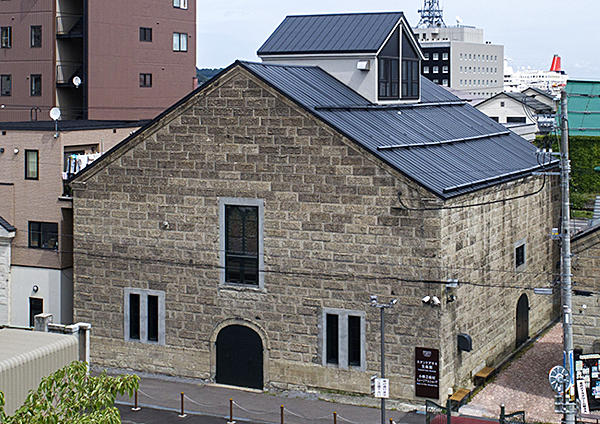 Former Takahashi Warehouse (Stained Glass Museum)